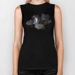 Collection of Curiosities Biker Tank