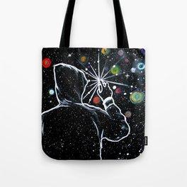 Write Universe -Galaxy Tote Bag
