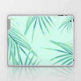 Summer Palm Leaves Dream #1 #tropical #decor #art #society6 Laptop & iPad Skin