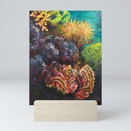 Scorpionfish Mini Art Print