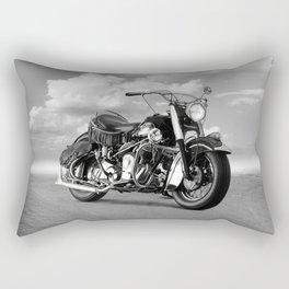 Indian Chief 53 Rectangular Pillow