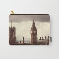 Sherlock Lives Carry-All Pouch