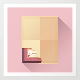 The Grand Budapest Hotel · Boy with an apple Art Print