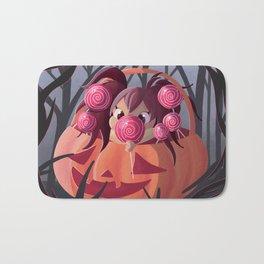 Halloween Candy Bath Mat