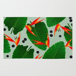 Costa Rican Print Rug