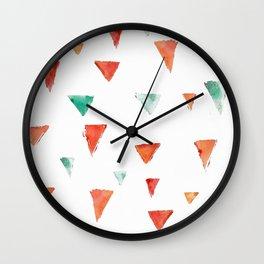 Trois Wall Clock