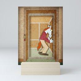Why Unicorns Don't Sneeze In Elevators Mini Art Print