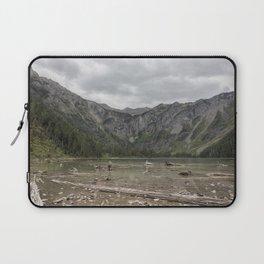Avalanche Lake No. 1 - Glacier NP Laptop Sleeve