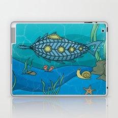 Nautilus under the sea Laptop & iPad Skin