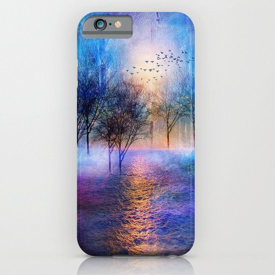 Paisaje y color II iPhone & iPod Case