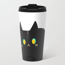 cat 24 Travel Mug