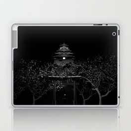 Japan Castle Laptop & iPad Skin