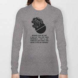 Brave New World - Aldous Huxley Long Sleeve T-shirt