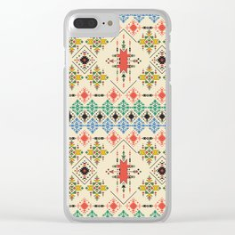 mayan Clear iPhone Case