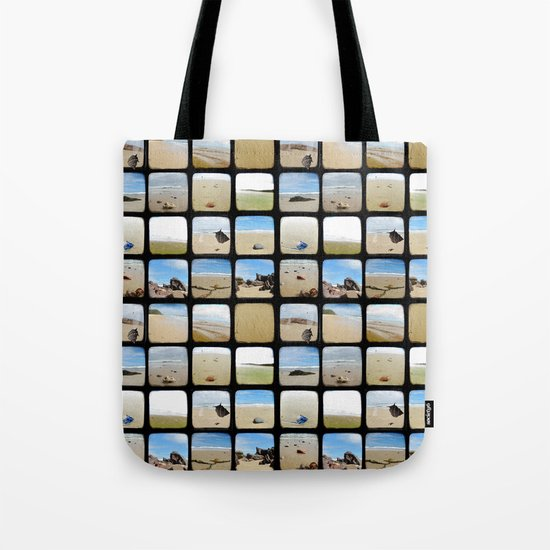 Beach Collective - Through The Viewfinder (TTV) Tote Bag