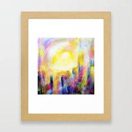 Dawnstar Framed Art Print