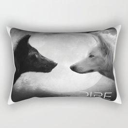 DIRE- IT DOESN'T MATTER Rectangular Pillow