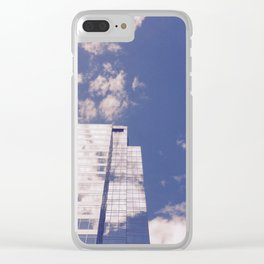 No Stopping The Sky Clear iPhone Case