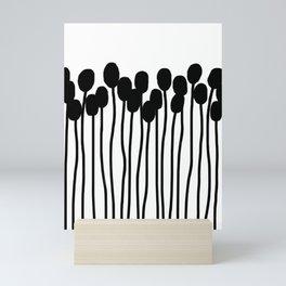 Stems Mini Art Print