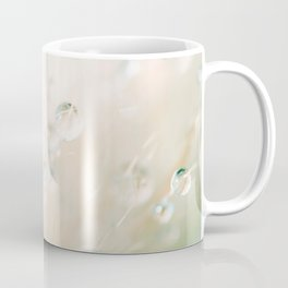 winter reflected in the morning dew Coffee Mug