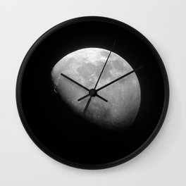 La Mun Wall Clock