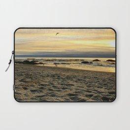 Sunset on the Oregon Coast Laptop Sleeve