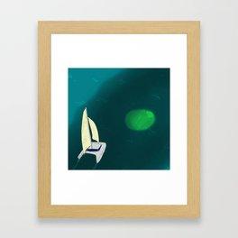 Jonas Dupuy Framed Art Print