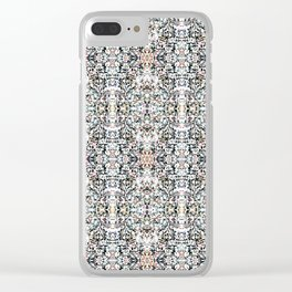 Literally Robert Pattinson Clear iPhone Case