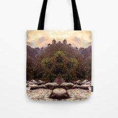 Kaleidoscape: Xela Tote Bag