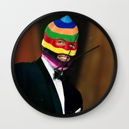 Favourite Ballads and Songs Wall Clock