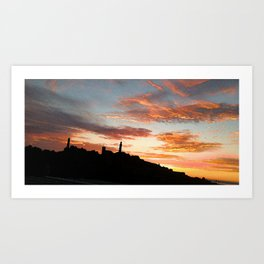 Carlton Hill Art Print