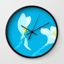 Biomechanical Interchange Wall Clock