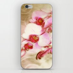 Orchid Dream 2 iPhone & iPod Skin