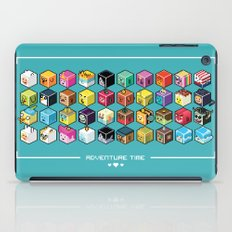 A.T. Cubies (40 CHARACTERS) iPad Case