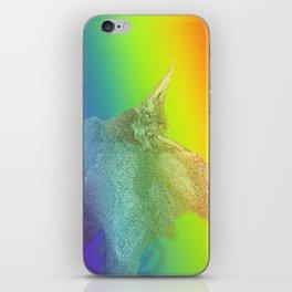 Baba Yaga Bird iPhone Skin