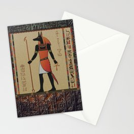 ANUBIS Stationery Cards