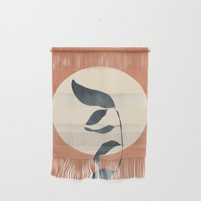 Summer Leaves Wall Hanging