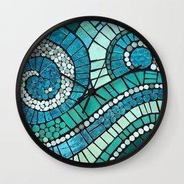 The Dance Mosaic Wall Clock