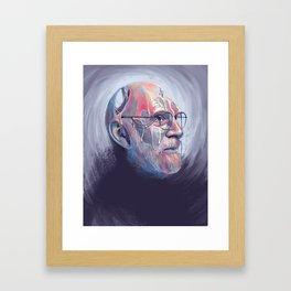 Oliver Sacks Framed Art Print