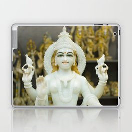 Lakshmi-Hindu Goddess in India Laptop & iPad Skin