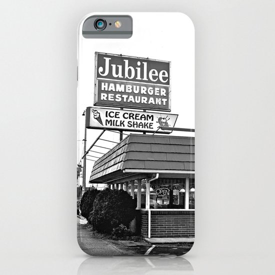 Jubilee Hamburger Restaurant iPhone & iPod Case
