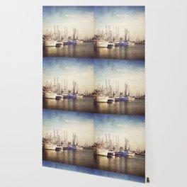 Gulf Coast Shrimp Boats Wallpaper