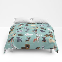 GERMAN DOGS Comforters