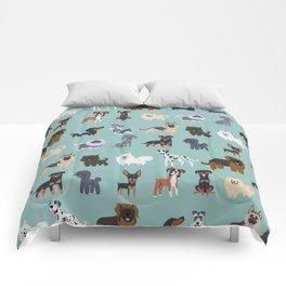 GERMAN DOGS Comforters