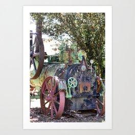 Davey, Payman & Co - Colchester England Art Print