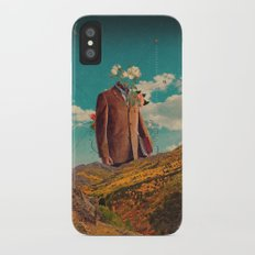 Sometimes I Think You'll Return iPhone X Slim Case