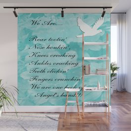 We Are.... Wall Mural