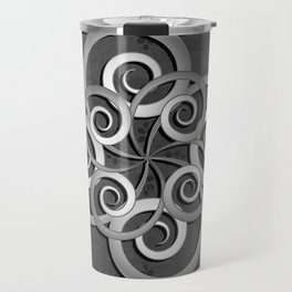 Beautiful Celtic style design Travel Mug