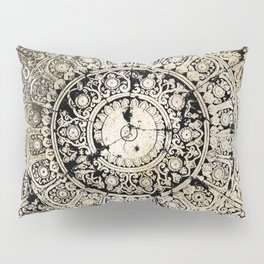 BLACK & GOLD MANDALA ARMARRI OKRE Pillow Sham
