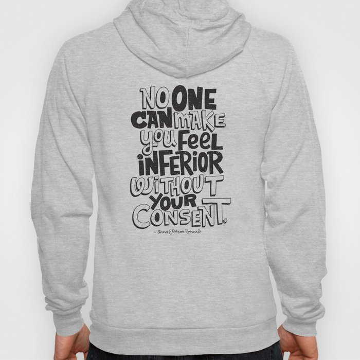 without your consent Hoody